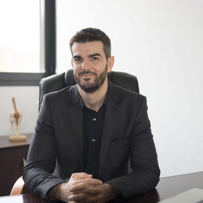 Stephane Vasseur - Chirurgien orthopédiste Montpellier